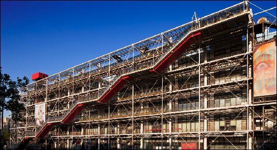 20 mars 1996 c'est l'inauguration du musée Centre Pompidou à Paris.