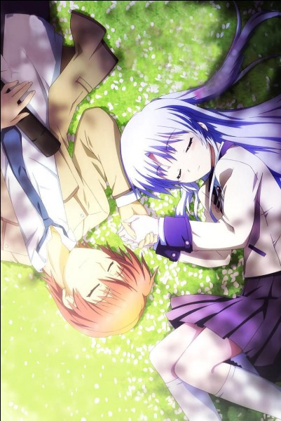 Comment se nomme l'ange ''d'Angel Beats'' ?