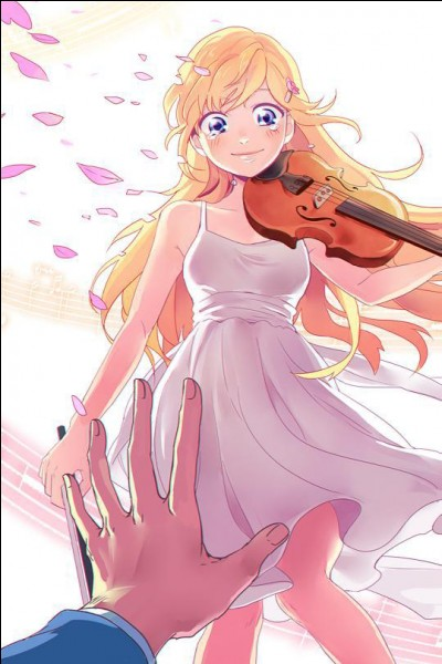 Complète (Your Lie In April) : Elohim Essaim Elohim Essaim...