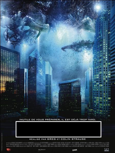 Dans ce film de SF, il vaut mieux ne pas regarder la lumière, sous peine d'être avaler par les aliens !Il s'agit de :