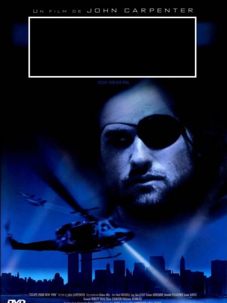Snake Plissken a pour mission de sauver le Président dans une Manhattan transformée en prison géante et sauvage.Il s'agit de :