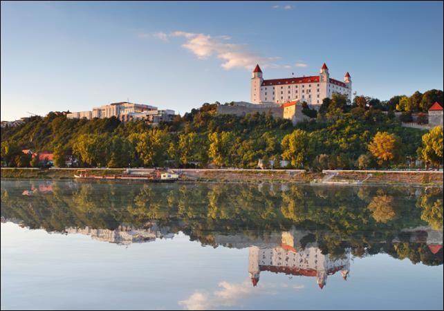 Géographie - Où situez-vous l'embouchure du Danube ?