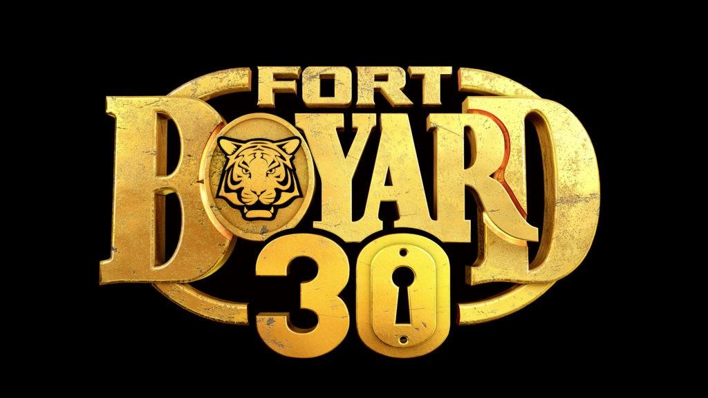 Fort Boyard 30 ans