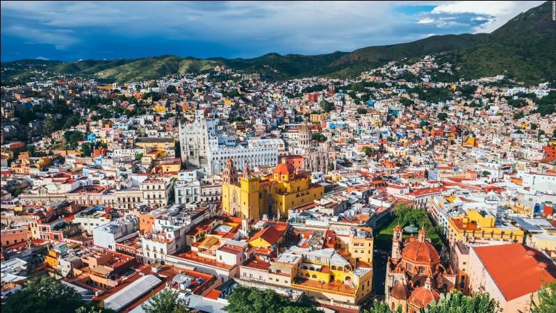 Laquelle de ce villes se situe au Mexique ?
