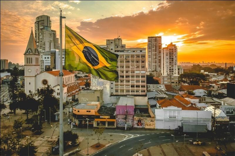 Qui dirige le Brésil actuellement ? (2019)