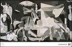 """Qui a peint """"Guernica"""" au XXe siècle ?"""