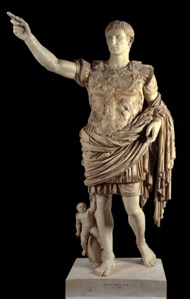 Qui fut le premier empereur romain ?
