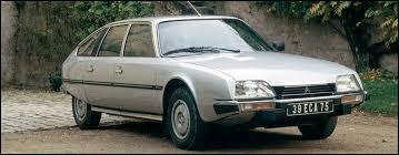 Comment se nomme cette Citroën produite dans les années 70 à 90 ?