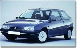 Comment se nomme cette Citroën des années 90 ?