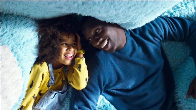De quel film interprété par Omar Sy est issue cette photo ?