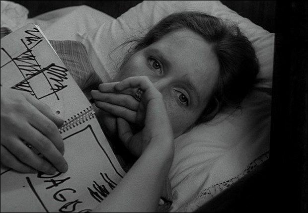 De quel film du cinéaste suédois Ingmar Bergman nous provient cette photo ?