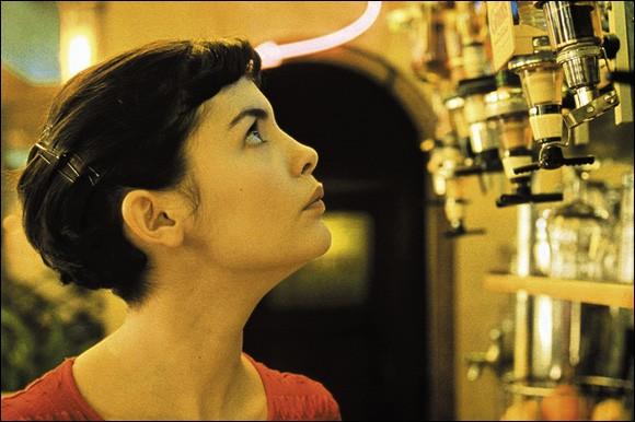 De quel film mettant en scène l'actrice Audrey Tautou nous provient cette photo ?