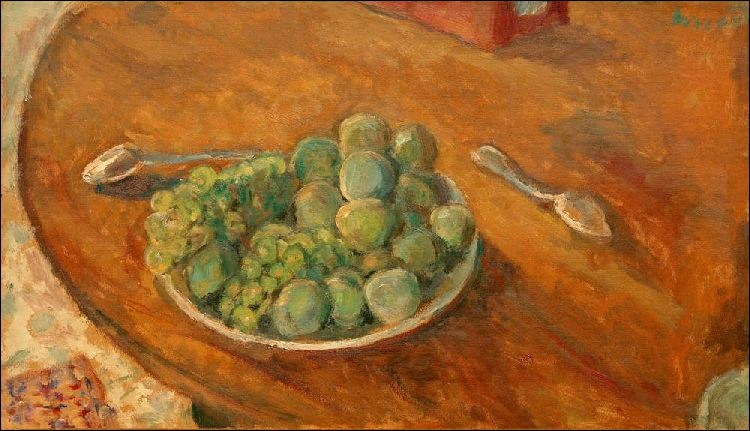 """Qui a peint """"Prunes et raisins"""" ?"""