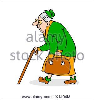 En rentrant, tu croises une vielle dame qui a renversé son sac de courses. Que fais-tu ?