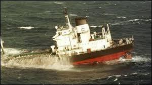 En quelle année le pétrolier Erika a-t-il coulé ?