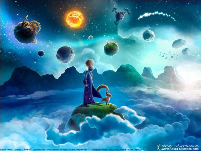 Sur Terre, après avoir rencontré le serpent puis la fleur, que fait le petit prince ?