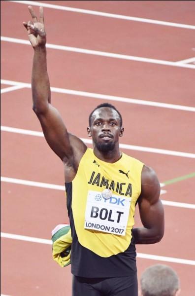 Ancien athlète jamaïcain :