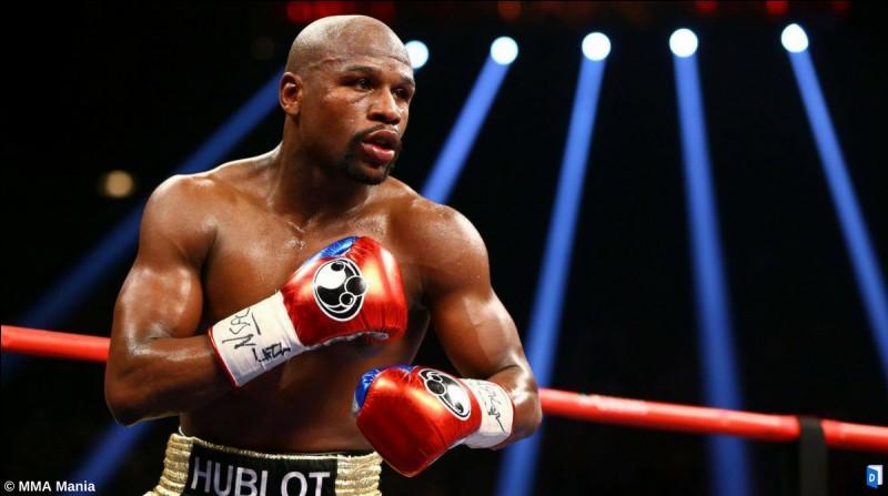 Qui est ce boxeur américain ?