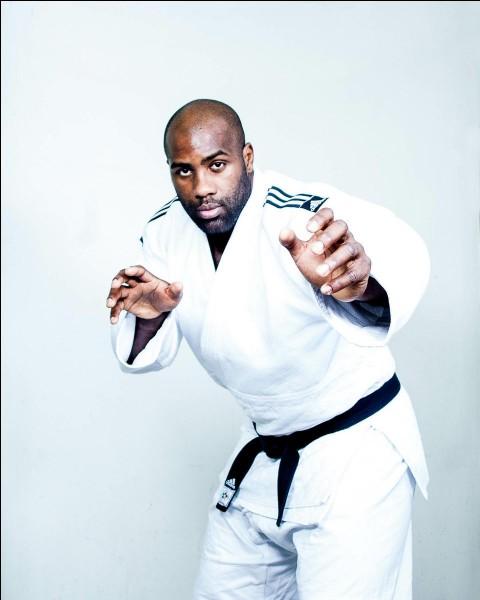 Qui est ce judoka français ?