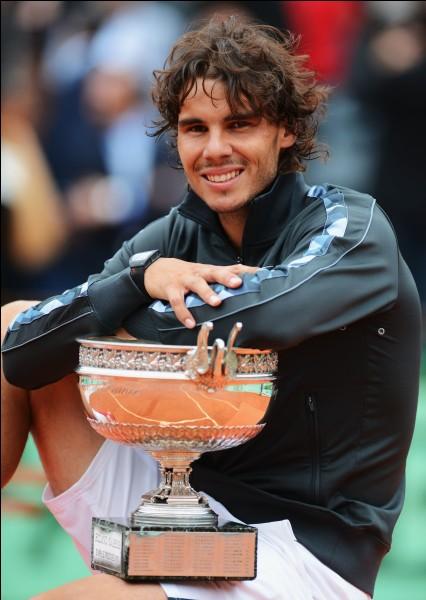 Qui est cet tennisman espagnol ?
