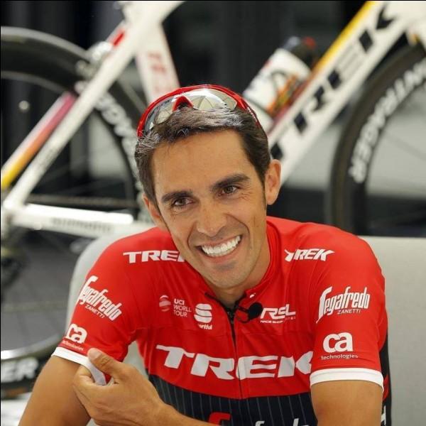 Qui est ce cycliste espagnol ?