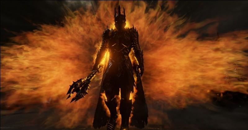 Lors de la première bataille, qui arracha l'Anneau Unique de la main de Sauron ?