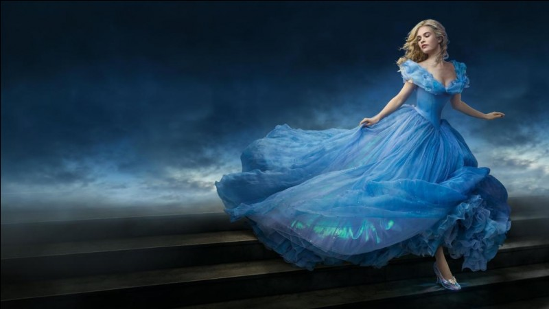Laquelle de ces princesses ne porte JAMAIS de bleu pendant son film ?
