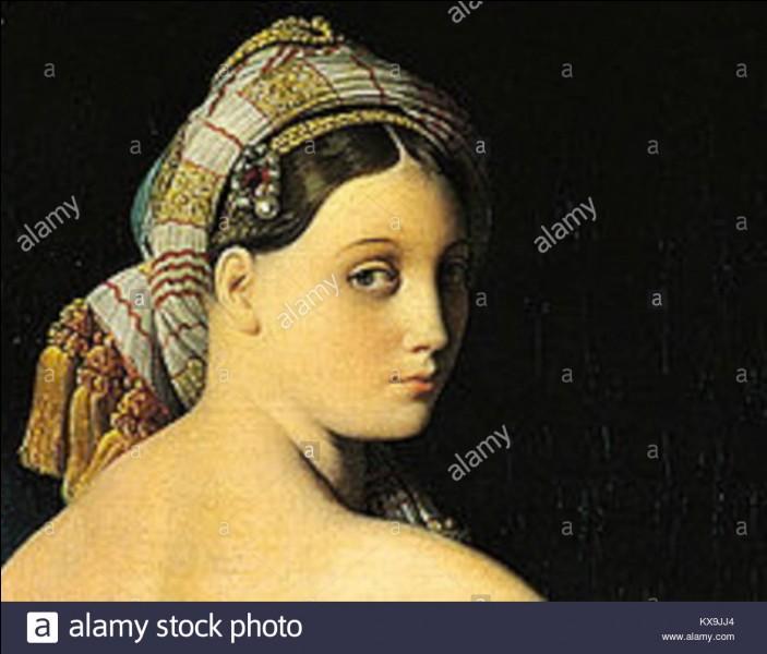 Dans quel domaine, outre la peinture, Jean Auguste Dominique Ingres exerçait-il son talent ?
