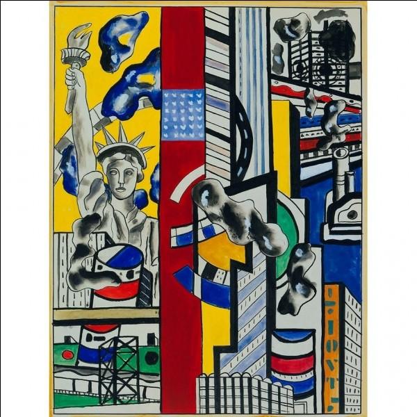 Dans quelle ville du Sud de la France est situé le musée national Fernand Léger ?