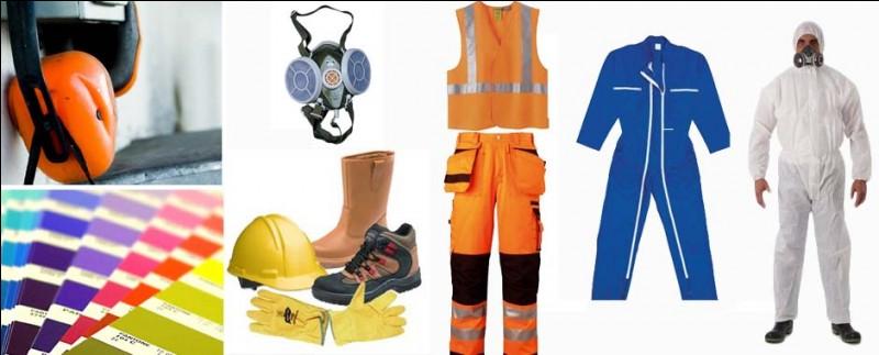 Avant tout début de travail, les agents doivent enfiler des tenues appropriées en fonction des travaux à réaliser, afin de se protéger d'éventuels risques. Ce sont des tenues...