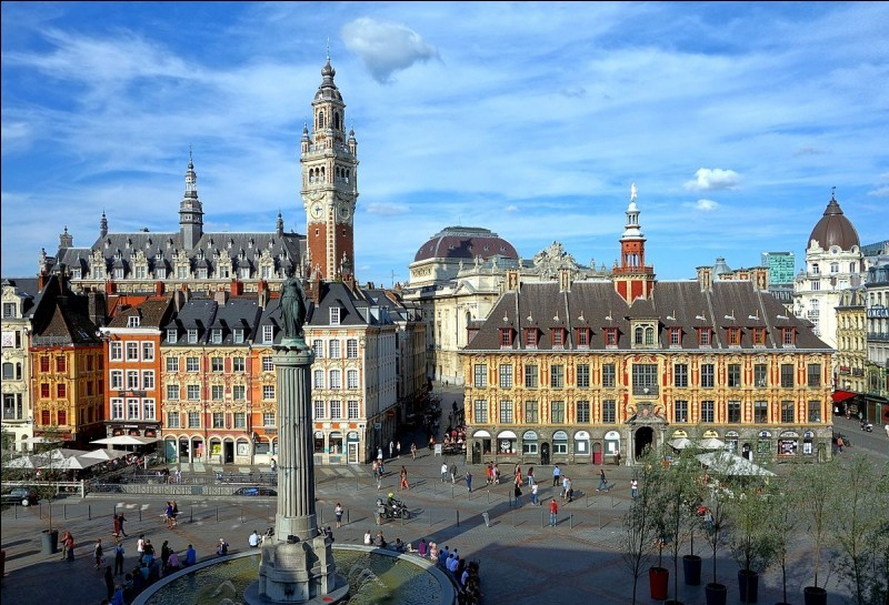 Quiz sur les villes de France