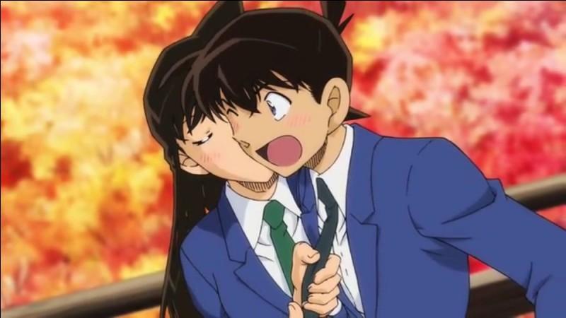 Où Shinichi Kudo a-t-il déclaré ses sentiments à Ran ?