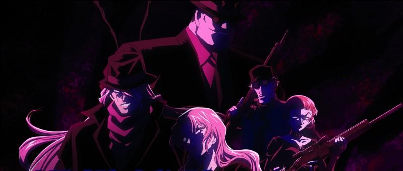 Quel est le premier membre de l'organisation des hommes en noir à avoir découvert la véritable identité de Conan Edogawa ?