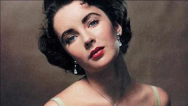 Qui est cette actrice américaine qui s'est mariée 8 fois ?