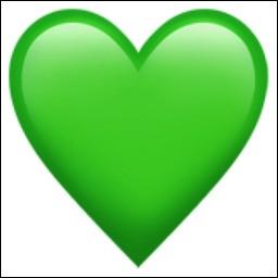 Que signifie le cœur vert ?