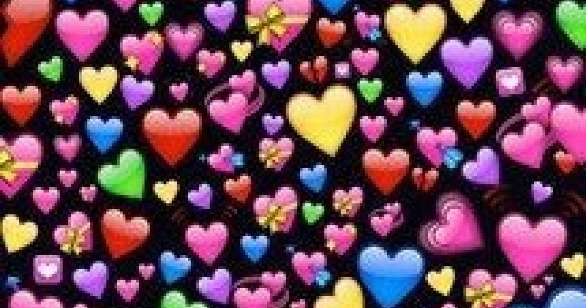 Les emojis cœurs (1)