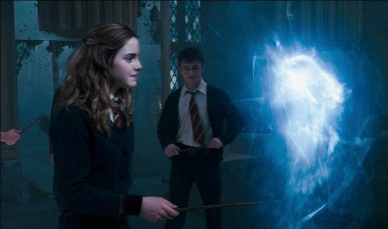 Le Patronus d'Hermione est :