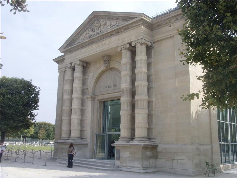 Situé à Paris et regroupant un bon nombre de toiles impressionnistes, c'est le musée de l'...