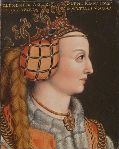 D'où venait la reine Clémence, épouse de Louis X ?