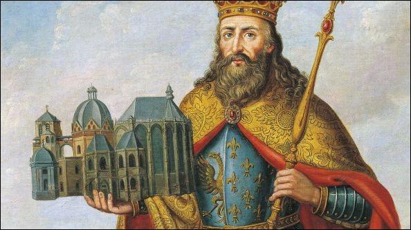 Quand Charlemagne a-t-il été couronné empereur d'Occident ?