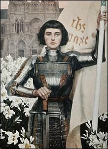 Quand Jeanne d'Arc est-elle brûlée vive pour hérésie ?
