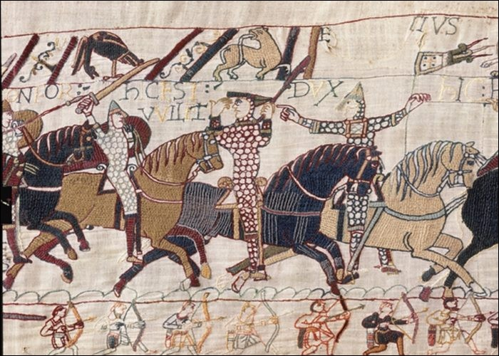 Comment est aussi appelée la tapisserie de Bayeux ?