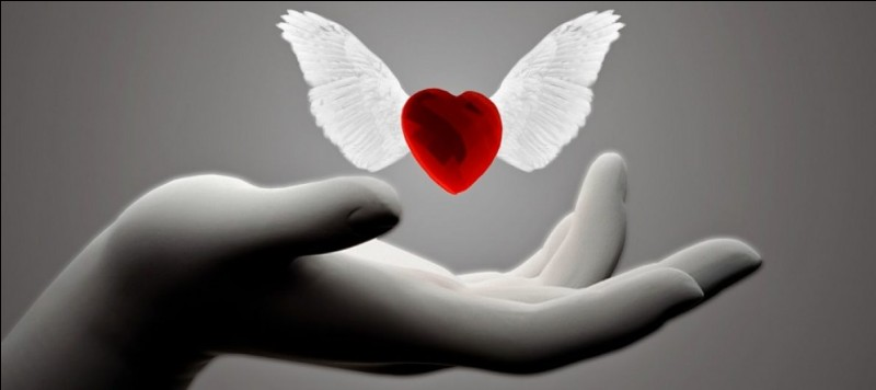 Lorsqu'une personne est vraiment généreuse, on dit généralement qu'elle a le cœur sur la...