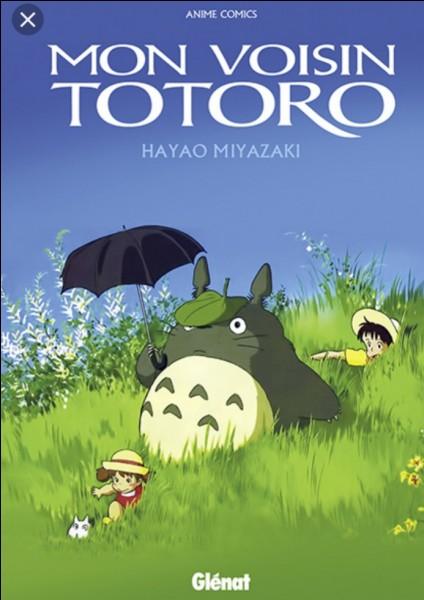 En quelle année a été écrit le manga Totoro ?
