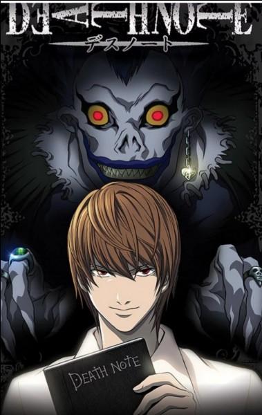 Comment s'appelle la personne qui détient le Death Note ?