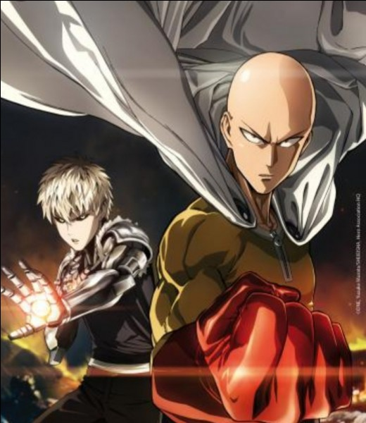 "Comment s'appelle le disciple de Saitama dans ""One Punch Man"" ?"