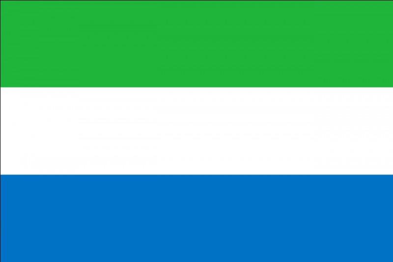 Quelle est la capitale de la Sierra Leone ?