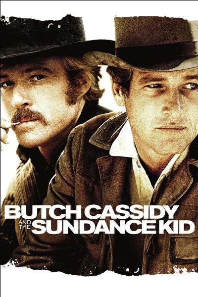 """Qui est Butch Cassidy dans le film de Georges Roy Hill """"Butch Cassidy et le Kid"""" ?"""