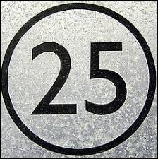 """Laquelle de ces soustractions ne donne pas pour résultat """"25"""" ?"""