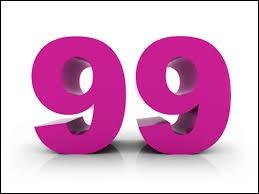 """Laquelle de ces soustractions ne donne pas pour résultat """"99"""" ?"""